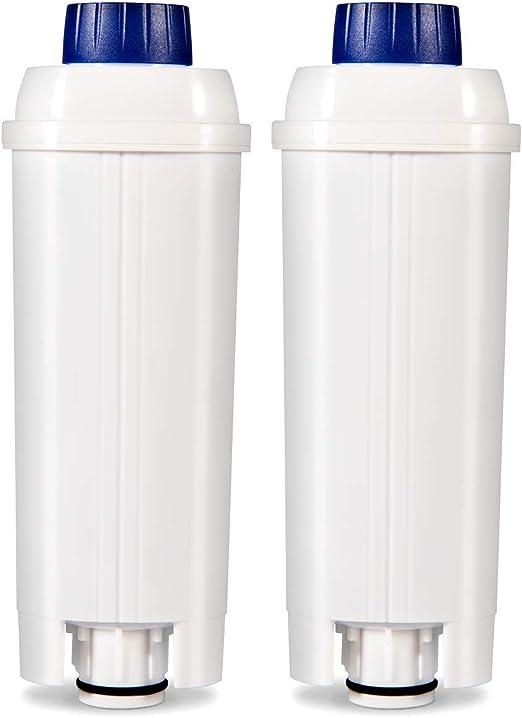 Filtro de Agua para Cafetera DeLonghi Filtro DLSC002 con ...