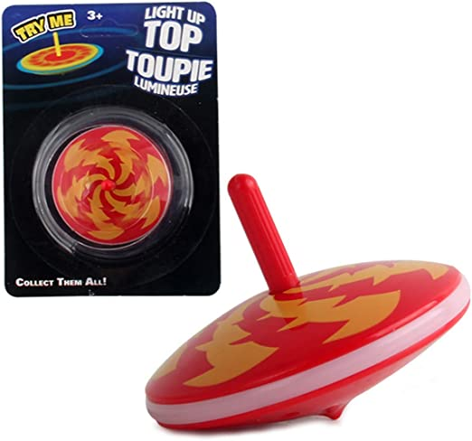 Caingmo Edge Light Up Gyro Flashing Spinning Tops Party Favors Kids Toy Funny Toy Baby Trainning Vajilla 360 Dgree Rotación a Prueba de derrames Gyroscope Bowl Volador Disco tazones: Caingmo: Amazon.es: Hogar