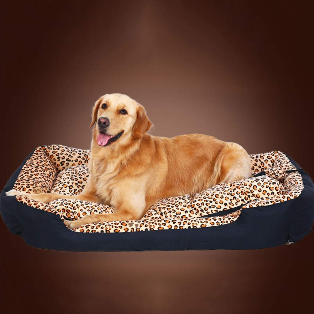 DSADDSD Pet Bed Kennel Lavabile Lavabile Lavabile Letto per Cani Four Seasons Dog House Pet Supplies (Dimensioni   90cm) b17ae1