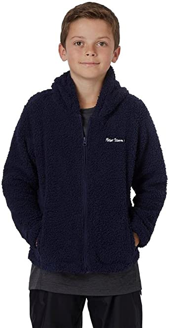 Peter Storm Boys Full-Zip Camo II Fleece