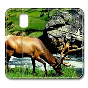 David's Deer Leather Cover for Samsung Galaxy S5 by Cases & Mousepads