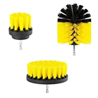 Deals on 3-Piece Scrub Brush Drill Attachment Kit