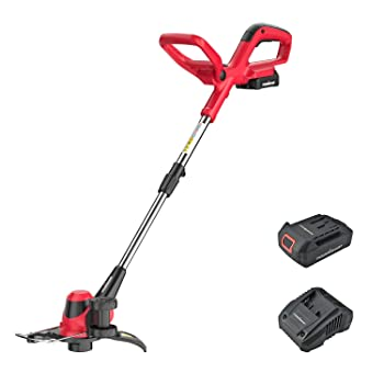 PowerSmart Lithium-Ion Cordless String Weed Eater