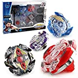 OBEST Beyblade Burst Starter Trottola con Lanciatore Trottole 4d Combattenti (2)