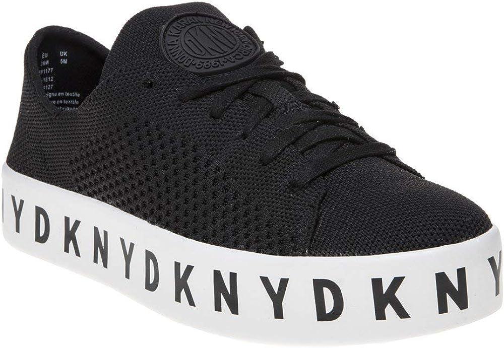 Dkny Banson Lace Up Mujer Zapatillas Negro