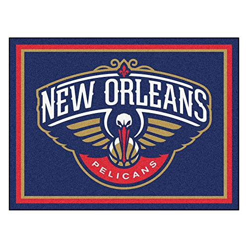 FANMATS 17460 NBA New Orleans Pelicans Rug by Fanmats