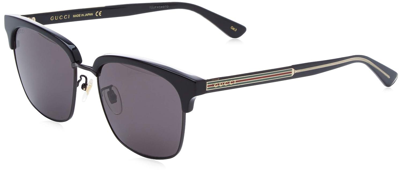 Amazon.com: Gucci GG0382S 001 GG0382S - Gafas de sol ...