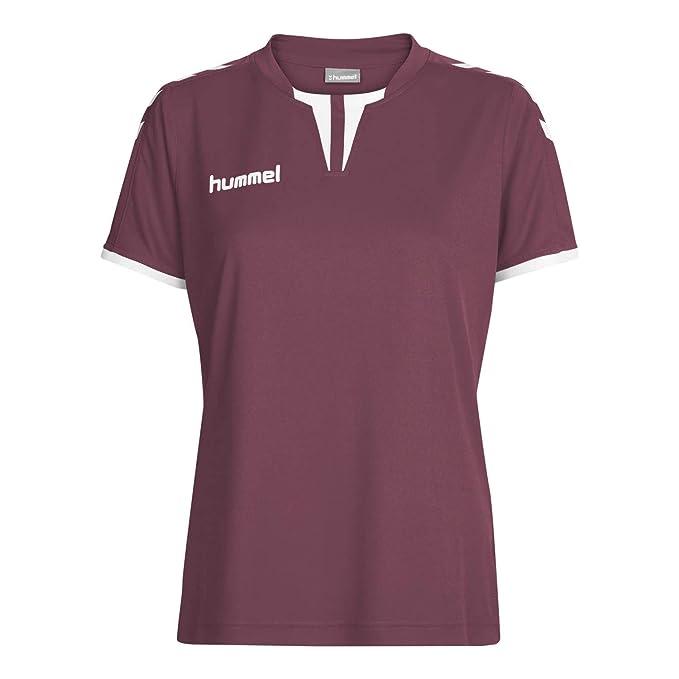 Hummel Core SS - Jersey Mujer: Amazon.es: Ropa y accesorios