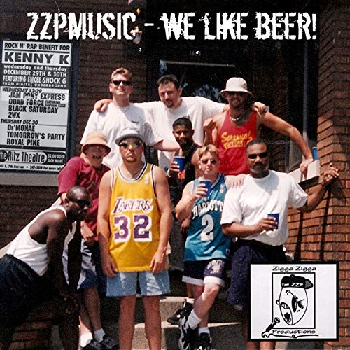 We Like Beer! [Explicit]