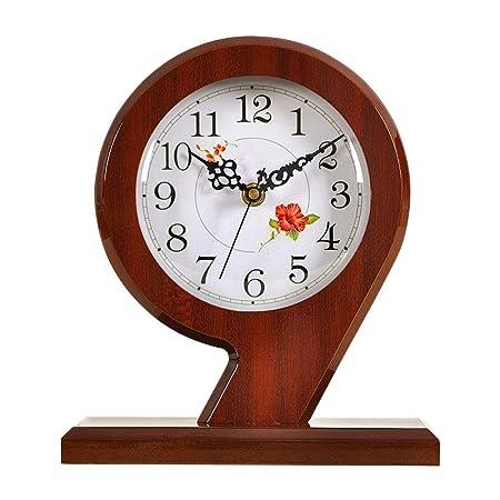 Bright Despertadores mecánicos Reloj de Mesa Cerradura Simple en ...
