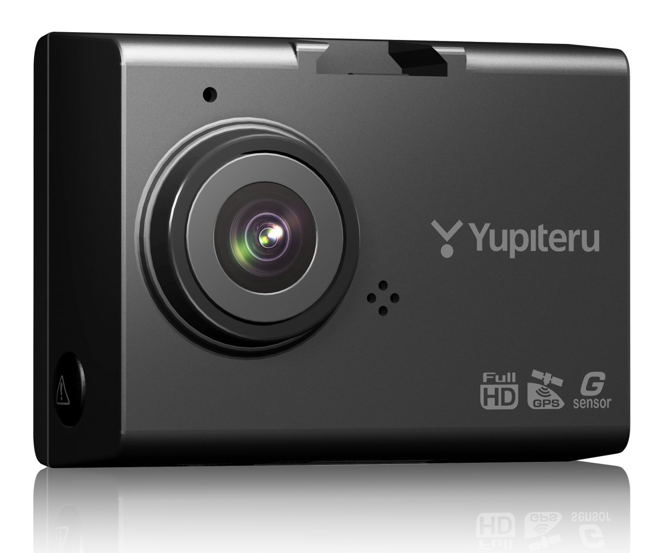 ユピテル ドライブレコーダー DRY-ST3000P 200万画素 Full HD/GPS/衝撃センサー/HDR/対角148° 東西LED式信号機対応 8GB microSD付属/HDR/対角148° 東西LED式信号機対応 8GB microSD付属