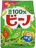 東ハト 5Pビーノうましお味 16g×5袋×10個