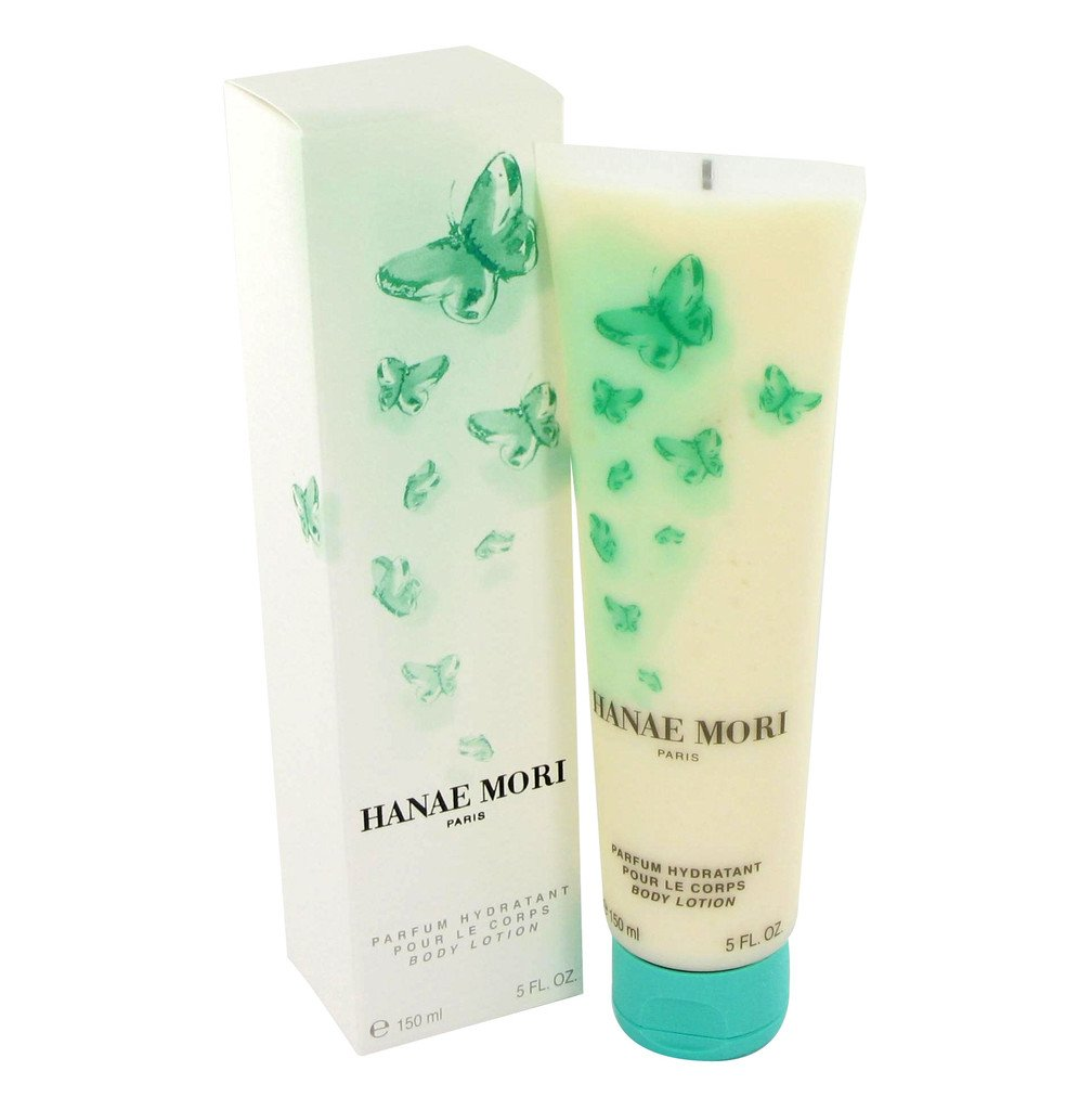 Amazon.com : Hanae Mori By Hanae Mori For Women, Body Lotion, 5 ...