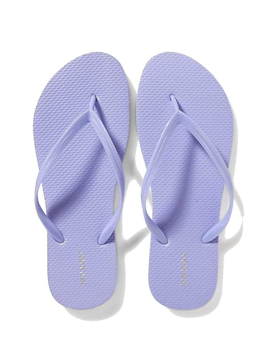 af666453de4e Amazon.com  Old Navy Women Beach Summer Casual Flip Flop Sandals  Clothing