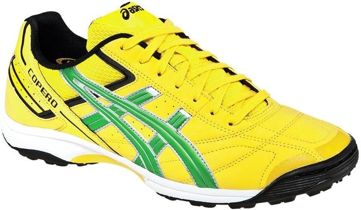 Amazon.com: Asics Copero S Turf Soccer Shoe, 6.5 D(M) US: Shoes