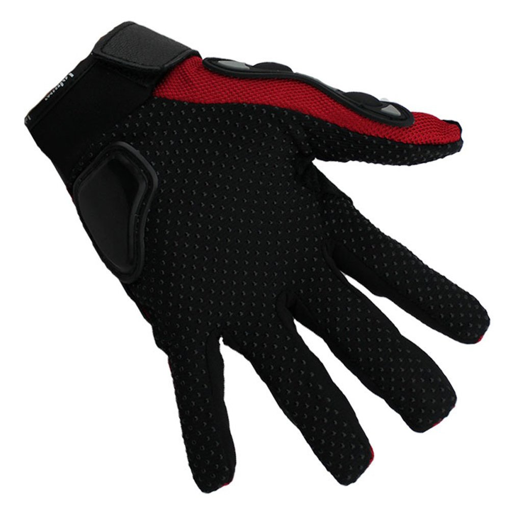 ZHHBeaty Motorcycle Gloves Windproof Coldproof Winter Cycling Gloves for Motorcycle Motocross Running Climbing Skiing Outdoor Sports Women Men Christmas Gifts Black, Medium