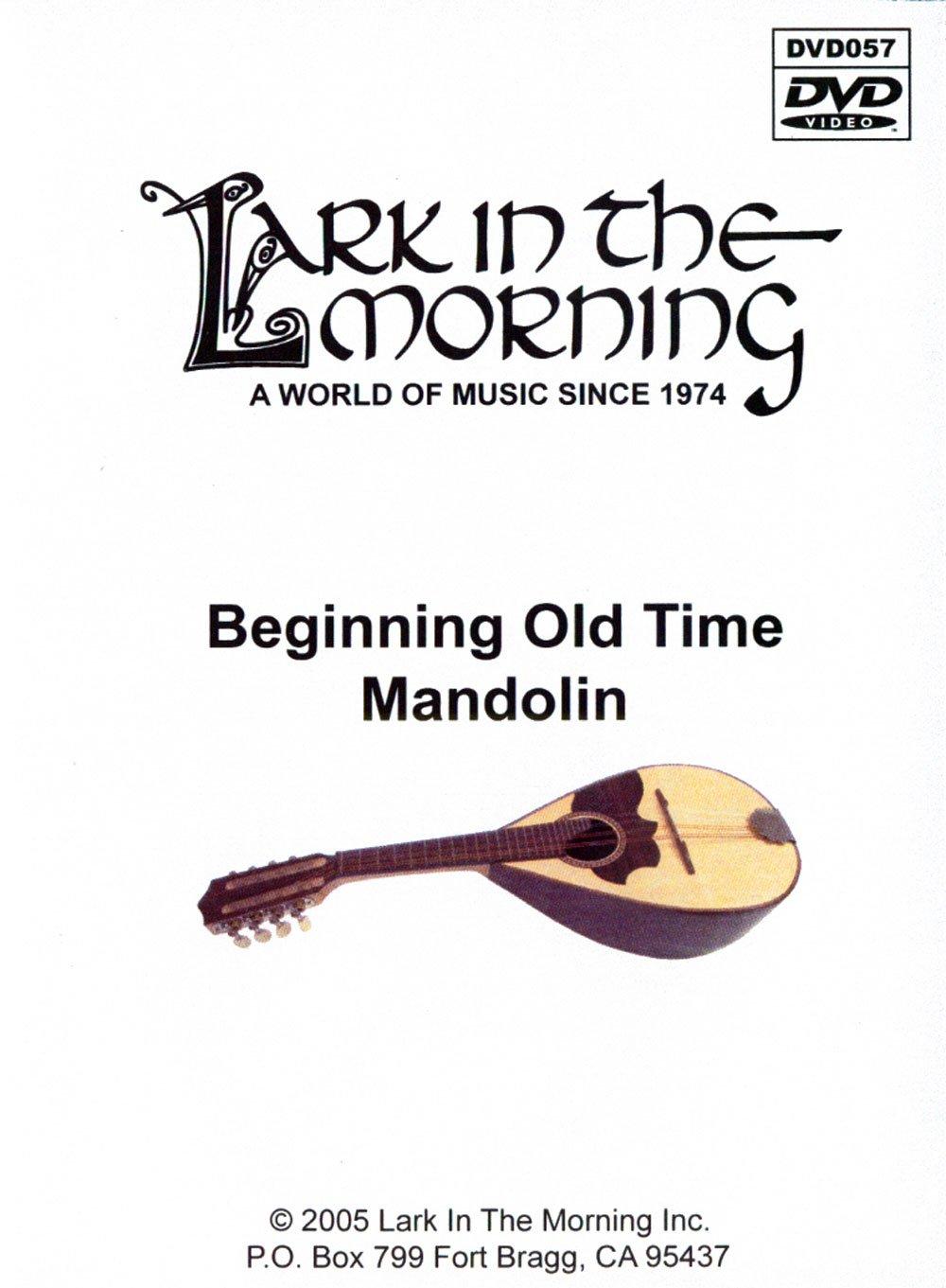 Beginning Old Time Mandolin by Mel Bay