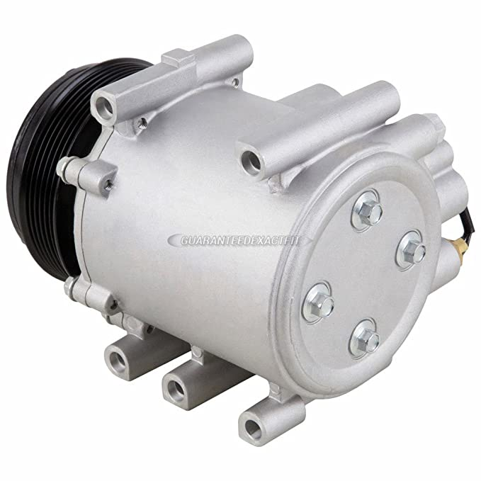 Amazon.com: New AC Compressor & A/C Clutch For Mitsubishi Fuso Bus and Fuso Truck - BuyAutoParts 60-03837 New: Automotive