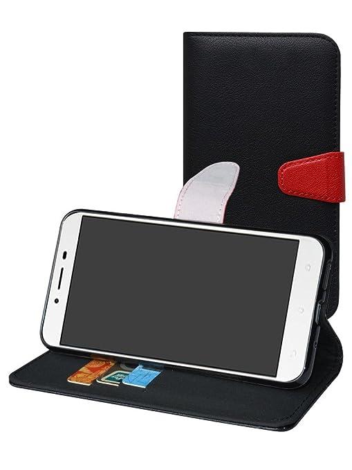 2 opinioni per Zenfone 3 Max 5.5 ZC553KL Custodia,Mama Mouth Portafoglio custodia in PU di