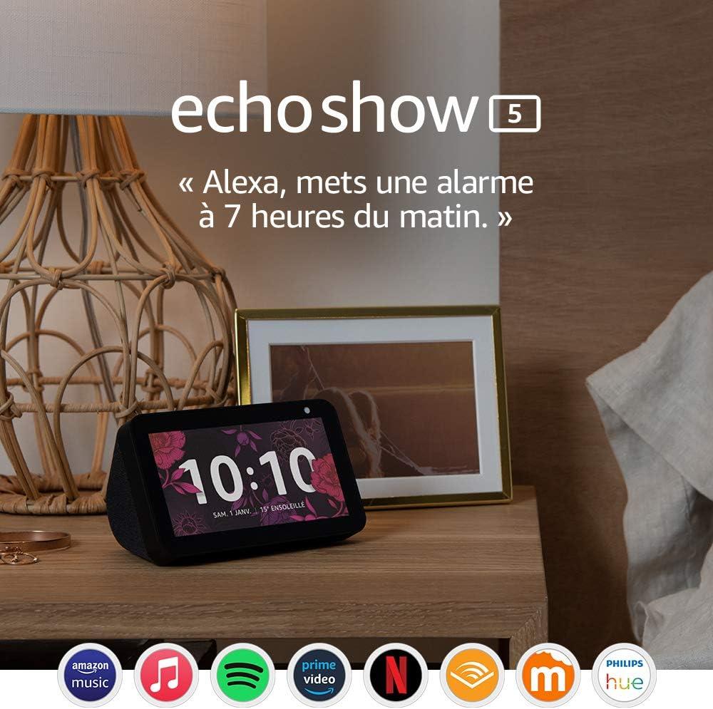 Photo de echo-show-5-noir