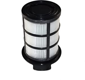 HQRP Central HEPA Filter for Vax Power 5 Complete C90-P5-C, Power 5 Pet C90-P5-P, C91-P5-P, C90-P5-E-S, C88-P5-B, C88-P5-P, C90-P1-P Cylinder Vacuum Cleaner Coaster