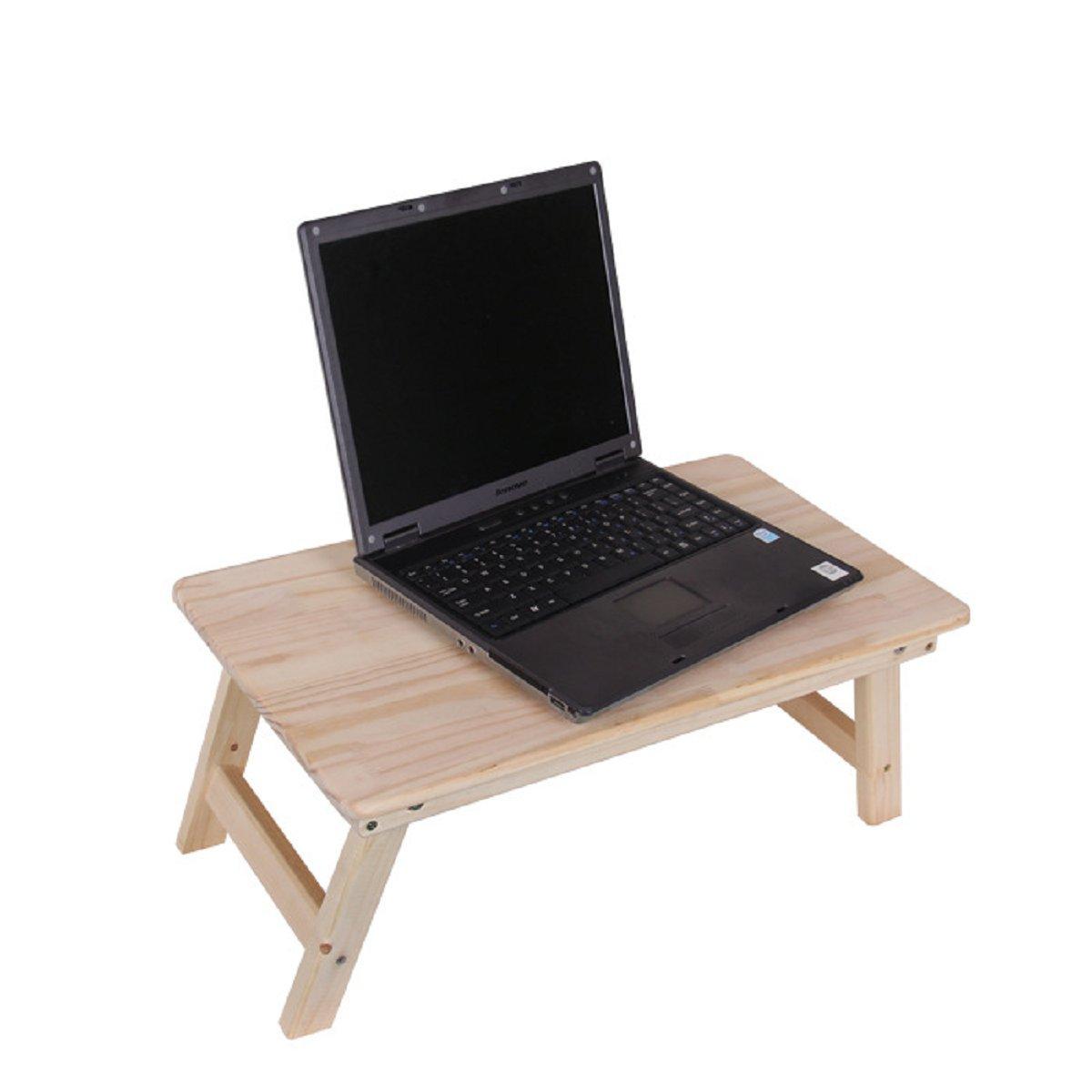 LZH Virus portátil Ordenador portátil Mesa de Escritorio, Soporte Ordenador portatil/de pie Cama Escritorio/Desayuno Bandeja de Cama Mesa/Outdoor - Mesa ...