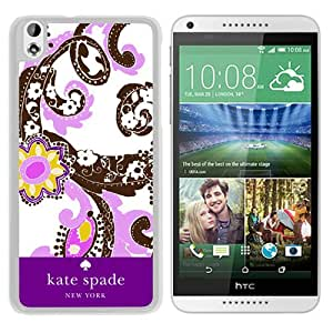 Fashionable And Unique Designed Designed Kate Spade Cover Case For HTC Desire 816 White Phone Case 32