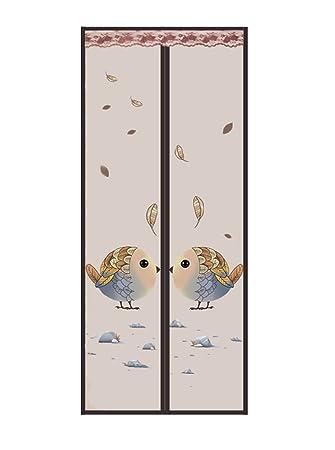 Fliegengitter Magnetvorhang Für Türen Insektenschutz Magnet Fliegenvorhang  Moskitonetz, Klebmontage Ohne Bohren, Vorhang Für Balkontür