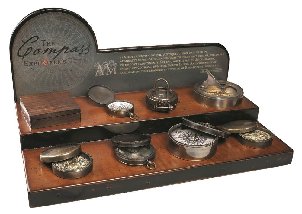 Authentic Models CO000 Compass Display