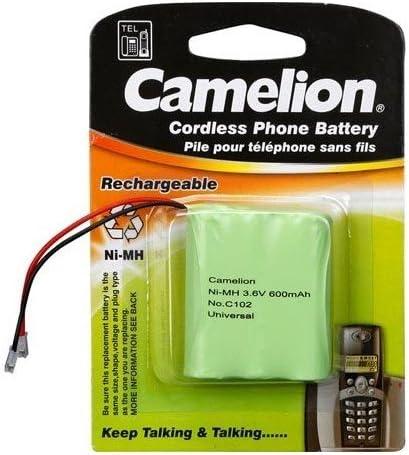 Batería Ni-Mh para telefonos 3.6V-600mAh