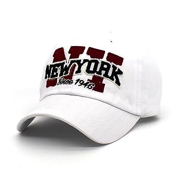 Sombrero De Verano Gorra De Béisbol Ajustable Sombrero De Sol Elegante Sombrero Para Caminar UV Protección