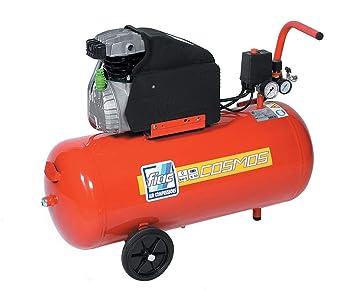 compresseur d air de 50 litres a  roues portable 2 HP COSMOS 50 ... 23959d29269e