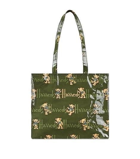 Harrods - Bolso al hombro para mujer Verde Verde shoulder ...