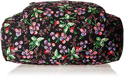 61qIQasa0cL - Vera Bradley Women's Iconic Grand Weekender Travel Bag-Signature