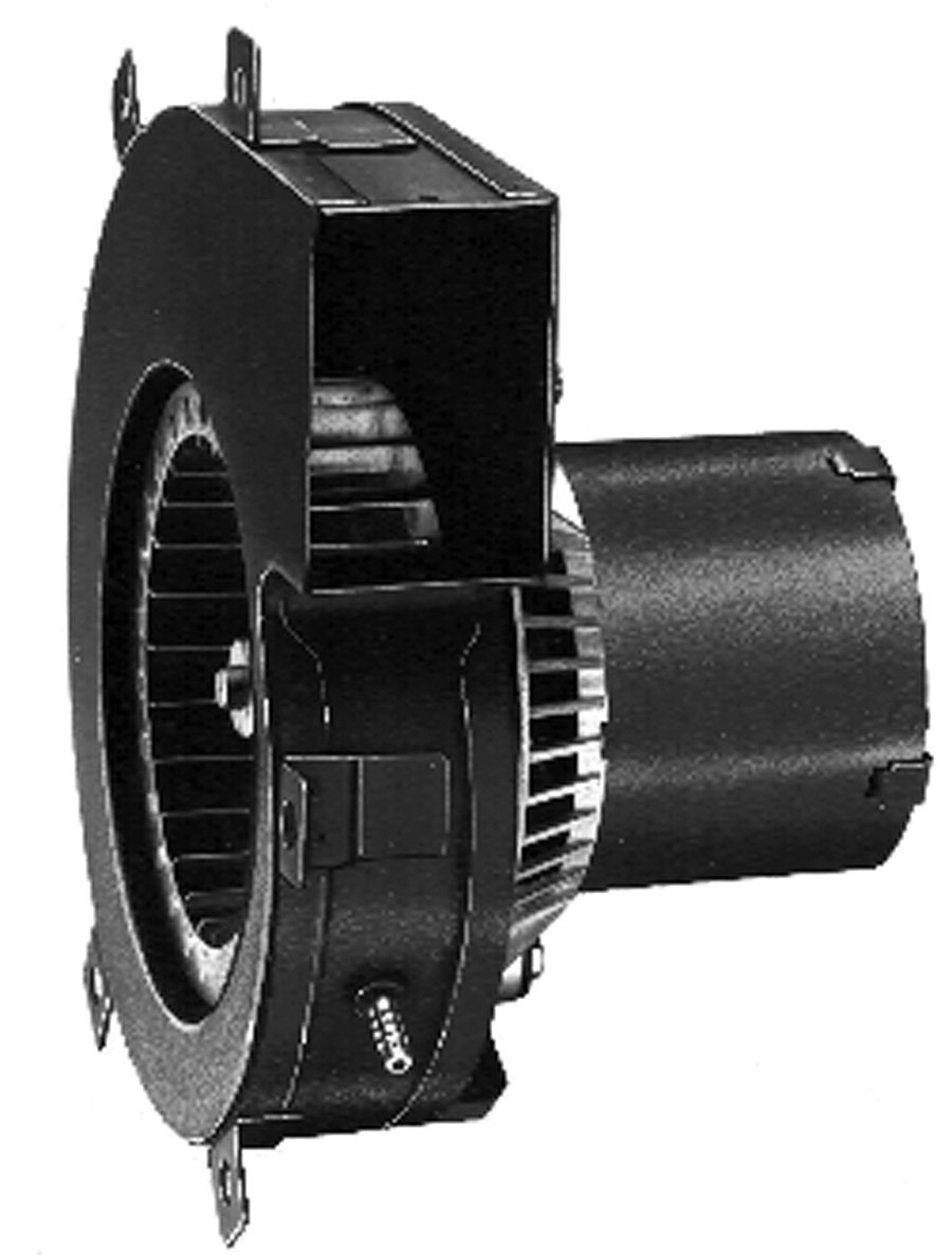 Fasco A090 3.3'' Frame Shaded Pole OEM Replacement Specific Purpose Blower with Sleeve Bearing, 1/50 hp, 3,000 rpm, 115V, 60 Hz, 1.1 Amp