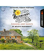 Sinners and Saints: Bunburry - A Cosy Mystery Series 10