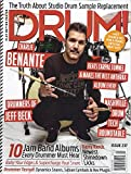 Drum! Magazine (March 2016 - Cover: Charlie Benante)