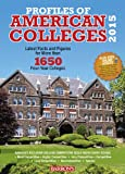 Profiles of American Colleges 2015 (Barron's Profiles of American Colleges)