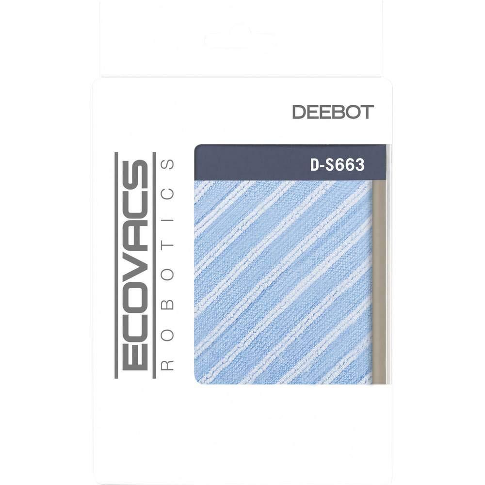 Ecovacs D-S663 Robot vacuum Mop pad accesorio y suministro de ...