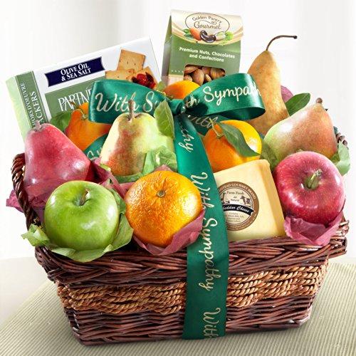 Golden State Fruit Sympathy Basket product image