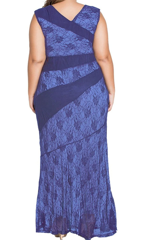 QYTong Women's Sexy Cutout Sleeveless Bodycon Midi Dress
