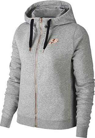 Nike W NSW Rally Hoodie FZ Air Sudadera, Mujer: Amazon.es: Ropa y accesorios