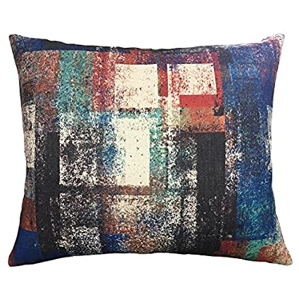 Amazon Com Rodeo Home Da Vinci Decorative Poly Throw Pillows For