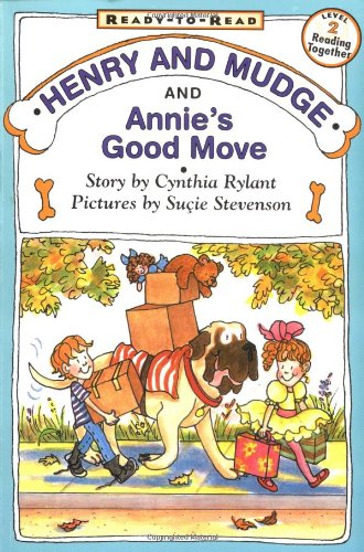 Henry And Mudge And Annies Good Move (Bears Moving Berenstain Day)