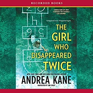 The Girl Who Disappeared Twice Audiobook