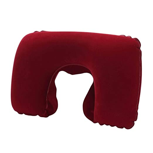 Letters-from-Iceland Neck pillow Almohada de Viaje Hinchable en ...