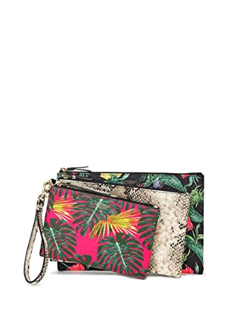 d8462967a669c Image Unavailable. Image not available for. Color  Victoria s Secret Hot  Tropic Backstage Pouch ...