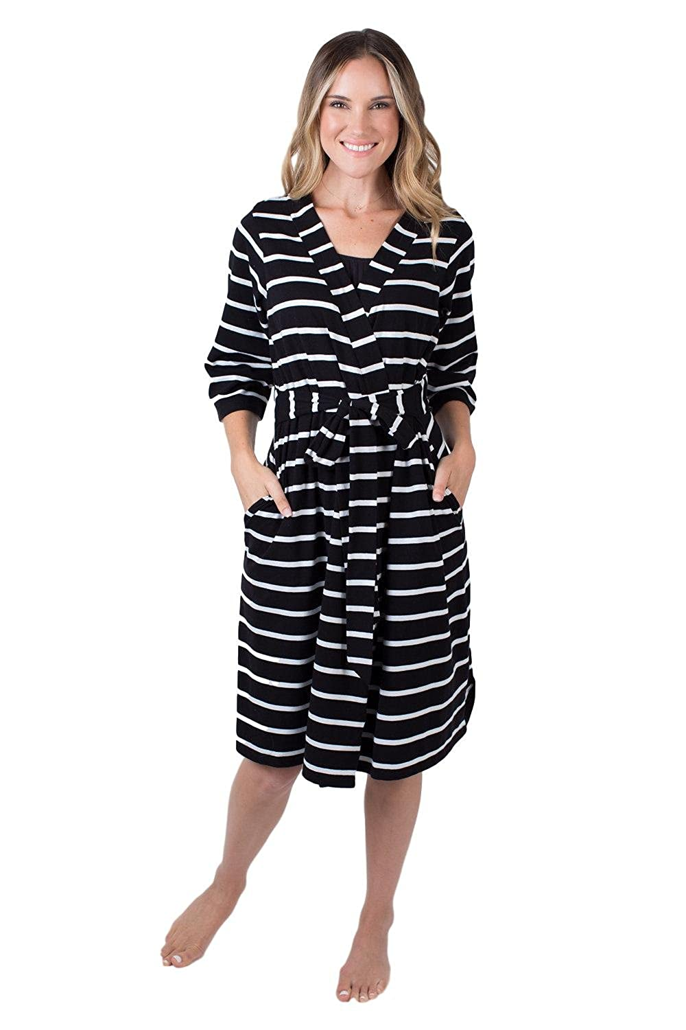Baby Be Mine Maternity Labor Delivery Nursing Robe Hospital Bag Must Have