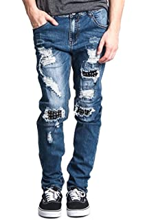 Amazon.com: Flash Apparel Victorious para hombre jeans ...