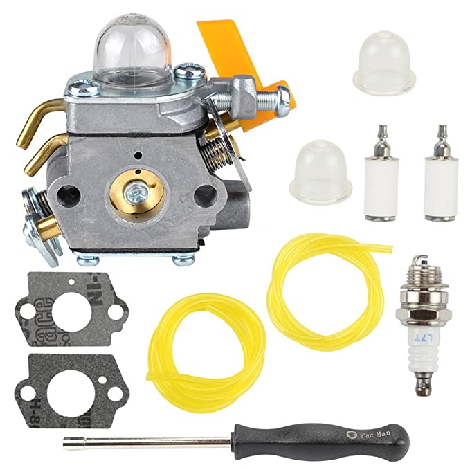 Amazon.com: buckbock 308054034 308054014 carburador con Tune ...